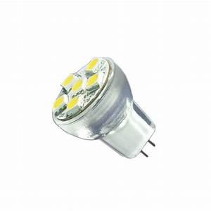Ampoule G4 Led : ampoule 6 led g4 mr8 1 3 w ~ Edinachiropracticcenter.com Idées de Décoration