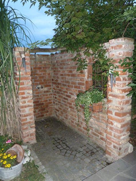 Sichtschutz Gartendusche by Ideen F 252 R Den Sichtschutz Gartenduschen In Diesem