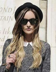 Tie And Dye Blond Cendré : 1001 id es originales pour coiffure avec tie and dye blond ~ Melissatoandfro.com Idées de Décoration