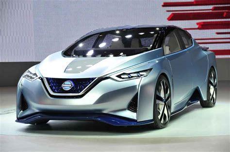 tokyo motor show  nissan ids concept motormobiles