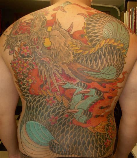 beautiful yakuza tattoos   symbolic meaning