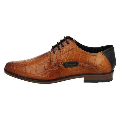 See more ideas about dress shoes men, shoes, me too shoes. Mens Bugatti Smart Rounded Toe Lace Up Leather Shoes 15601 | eBay