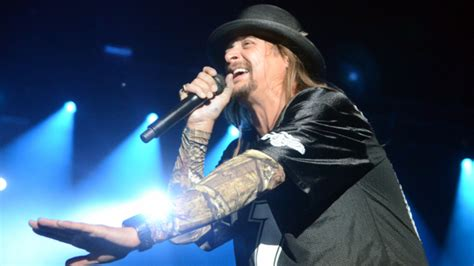 Picture Kid Rock Featuring Sheryl Crow: Kid Rock For Senate? Singer May Be Running For Office