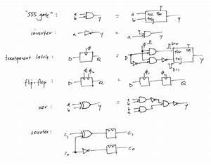 555 Logic Diagram