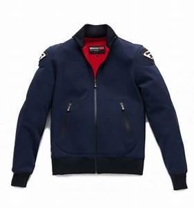 Blouson Homme Bleu Marine : blauer blouson moto easy sportswear homme bleu marine ~ Melissatoandfro.com Idées de Décoration