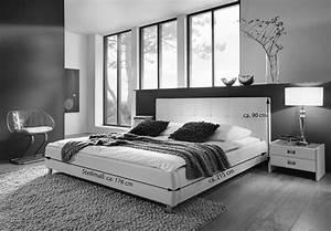 Bett 200x200 Günstig : sam polsterbett 160x200 cm wei bettgestell g nstig zarah ~ Watch28wear.com Haus und Dekorationen