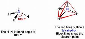 What Is The Vsepr Model For Nh3