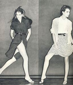 Brooke Shields + Calvin Klein | All Things B&W | Pinterest