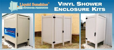One Bedroom Apartments In Richmond Ky by 28 Vinyl Outdoor Shower Enclosure Kits Vinyl