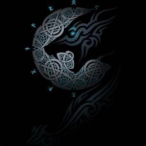 Symbole Mythologie Nordique : fenrir tatouage styl tatouage tatouage viking et tatouage loup ~ Melissatoandfro.com Idées de Décoration