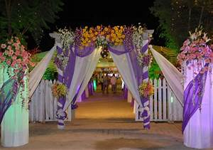 Tips To Decorate A Wedding Hall With Flowers Kerala
