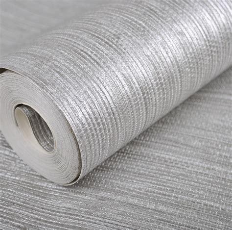 silver metallic wallpaper reviews  shopping silver