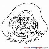Berries Basket Printable Coloring Colouring Sheet Title Sheets Okanaganchild Gemerkt sketch template