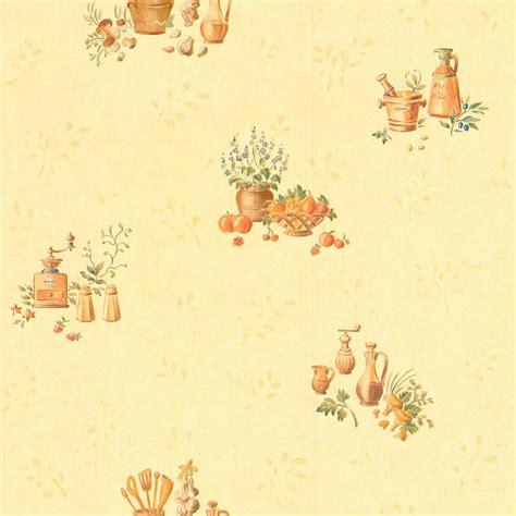 papier peint cuisine papier peint cuisine jaune intiss 233 cuisine et bain leroy