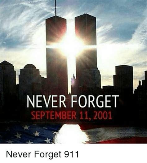 September 11 2001 Never Forget
