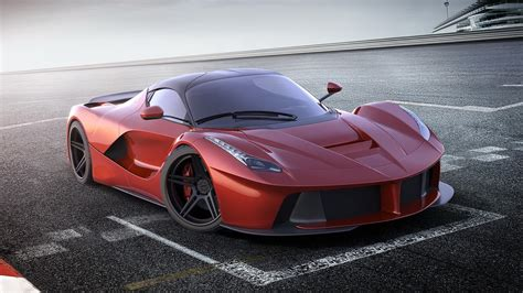 Ferrari Laferrari Wallpapers High Quality