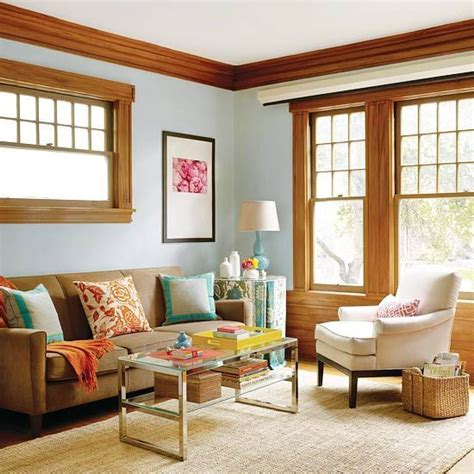 Bedroom Paint Ideas With Oak Trim by 17 Best Images About Decor Ideas For Wood Stained Trim On