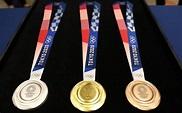 JO 2020 : Tokyo dévoile ses médailles olympiques à base de ...