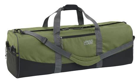 large bag lewis n clark uncharted duffel bag large