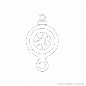 Christmas Bells Stencil Printable Designs | Free Printable ...