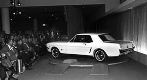 This Day in Automotive History: First Mustang Introduced at World's Fair – RacingJunk News