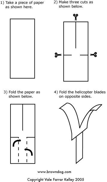 paper helicopter template easy paper helicopter homeschooling