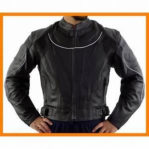 Taille Blouson Moto : blouson moto cuir noir route piste taille 3xl achat vente blouson veste blouson moto cuir ~ Medecine-chirurgie-esthetiques.com Avis de Voitures