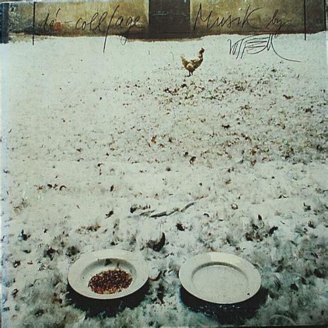 wolf vostell de collage musik  vinyl discogs