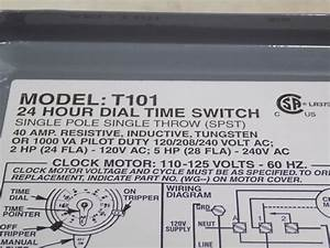 Intermatic T101 Wiring Diagram