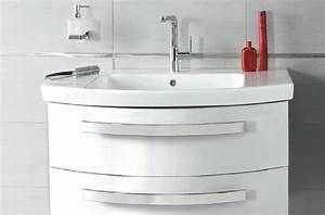 vasque design de salle de bain avec 2 tiroirs photo 4 15 With salle de bain design avec vasque blanche