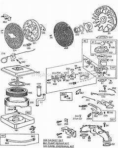 Zm 4834  20 Hp Briggs Vanguard Engine Parts Diagram