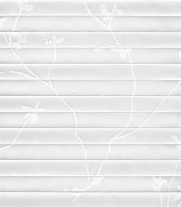 Plissee Weiss Mit Muster : lysel plissee sonora 1559 ~ Frokenaadalensverden.com Haus und Dekorationen