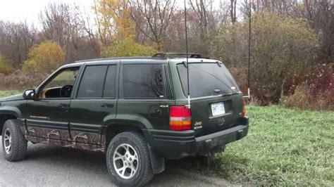 camo jeep grand cherokee camo 1997 jeep zj grand cherokee youtube