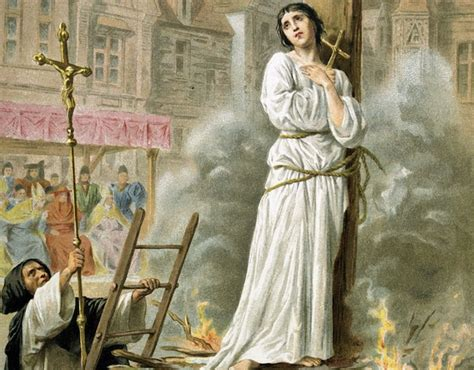 george melies biografia resumida was joan of arc really burned at the stake