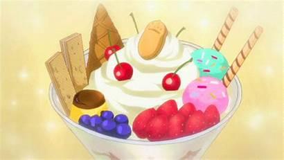 Dessert Desserts Anime Animated Gifs Buen Hacer