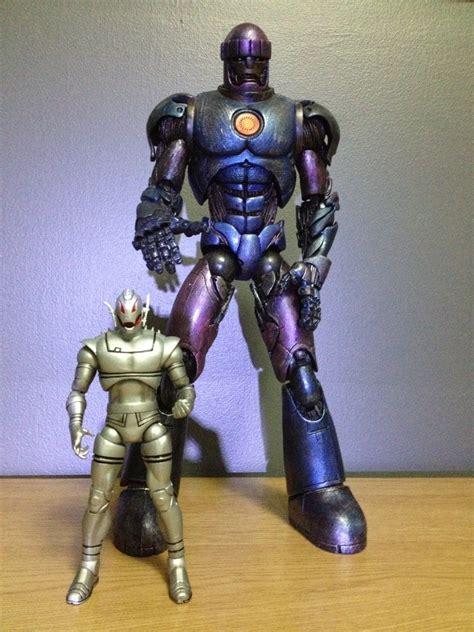 Combo's Action Figure Review: Sentinel (Marvel Legends)