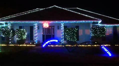 ls and lighting baton rouge christmas lights to music 2010 baton rouge la 001 mov