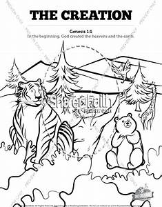 the creation story sunday school coloring pages sunday With current reviews 1