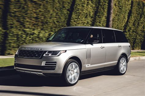 Land Rover Car : For ,000 Less Than A Bentayga, You Can Have A 2018