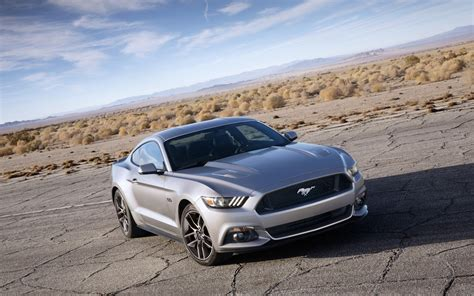 2015 Ford Mustang 4 Wallpaper