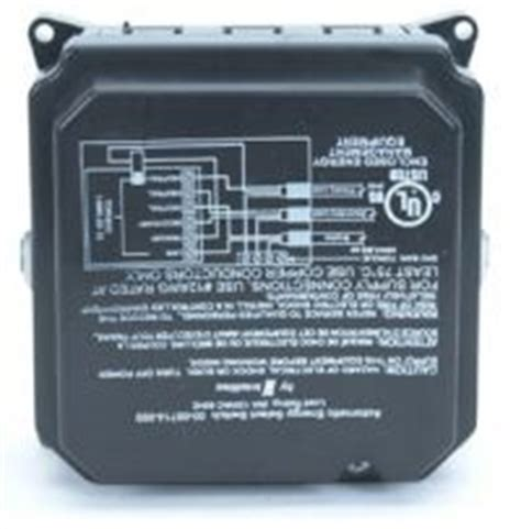 r k products intellitec automatic energy switch