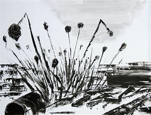 Peinture En Noir Et Blanc : dessins noir et blanc encre noire peinture satirique critique symbolique fantastique abstrait ~ Melissatoandfro.com Idées de Décoration