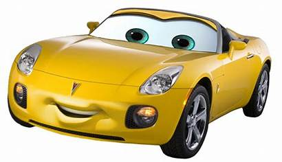 Cars Movie Characters Yellow Imagens Transparent Filme