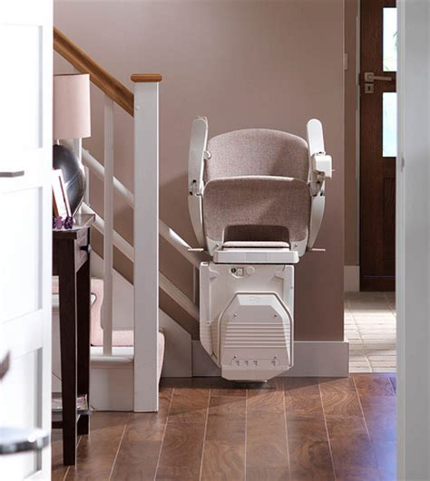 stair lifts the new stannah starla stairlift
