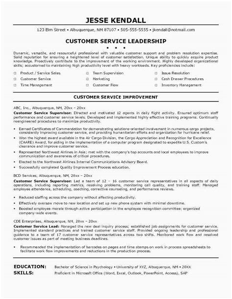 Free Collection 60 Call Center Customer Service Representative Resume format | Free Template Example