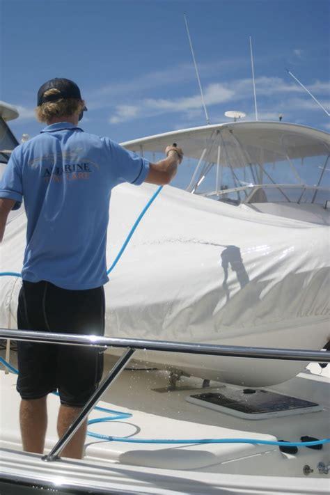 Boat Wash Perth by Marine Detailing Perth Regular Wash A1 Marine