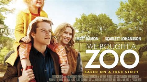 We Bought A Zoo Review