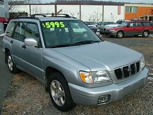 2002 Subaru Forester - Pictures