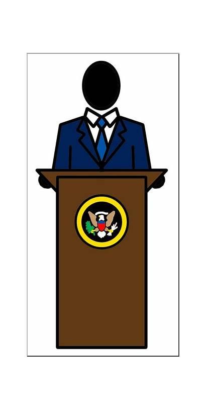 President Clipart Clip Presidant Abcteach Linkedin