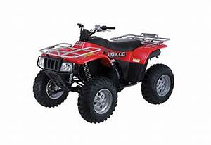 Arctic Cat 250    300    400    500 Utility Atv Service Manual Repair